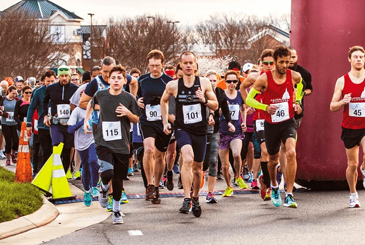 Van Metre 5-Mile Run for Children's Hospital