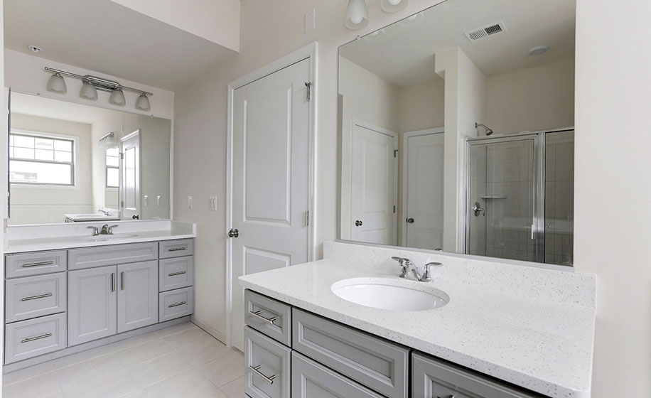 Birchwood at Brambleton Bradley Homesite 1-10 Master Bathroom