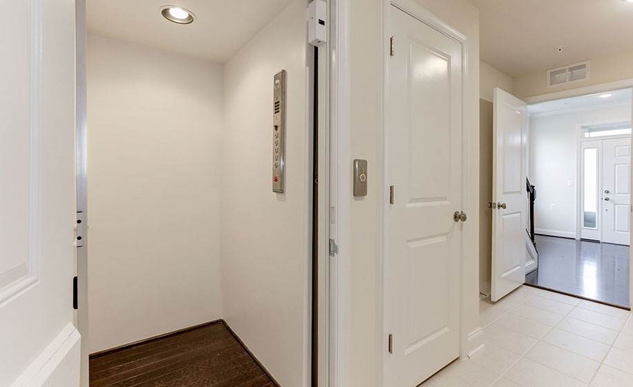 Birchwood at Brambleton Bradley Homesite 1-10 Elevator