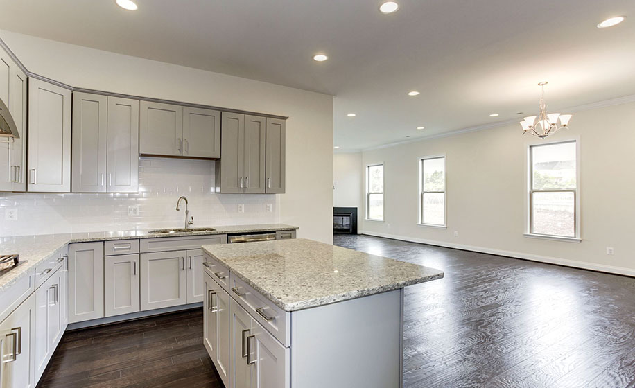 Birchwood at Brambleton Bradley Homesite 6010 Kitchen