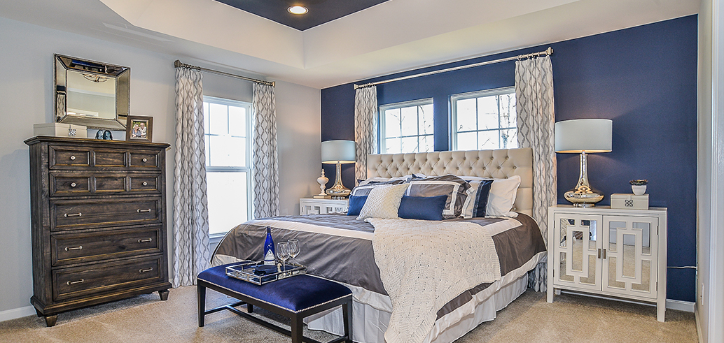 Fieldstone Master Bedroom
