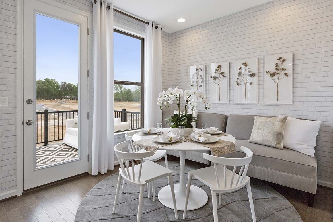 Gateway Commons - Kent Breakfast Nook