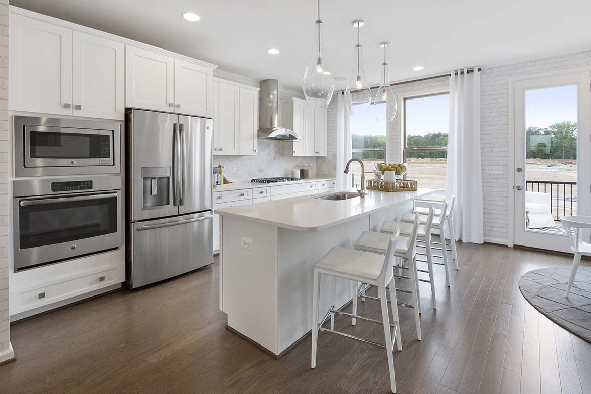 Gateway Commons - Kent Kitchen