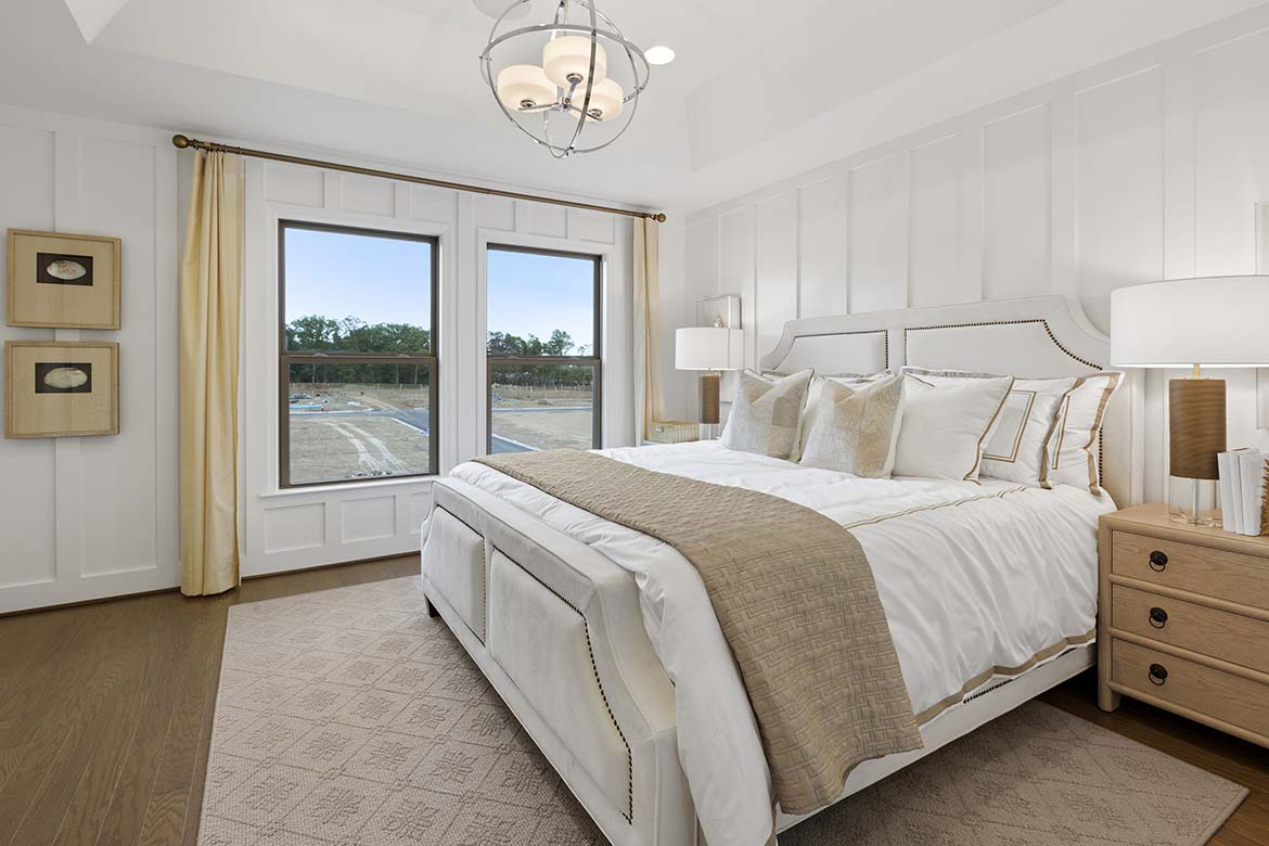 Gateway Commons - Kent Master Bedroom