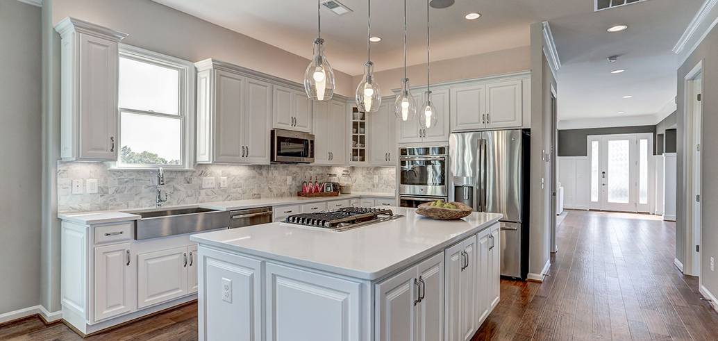 Liberty Single Family Kitchen