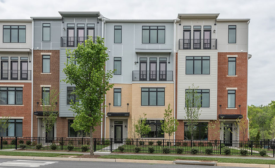 Lofts at Village Walk Willowcroft III Homesite A-102 Exterior