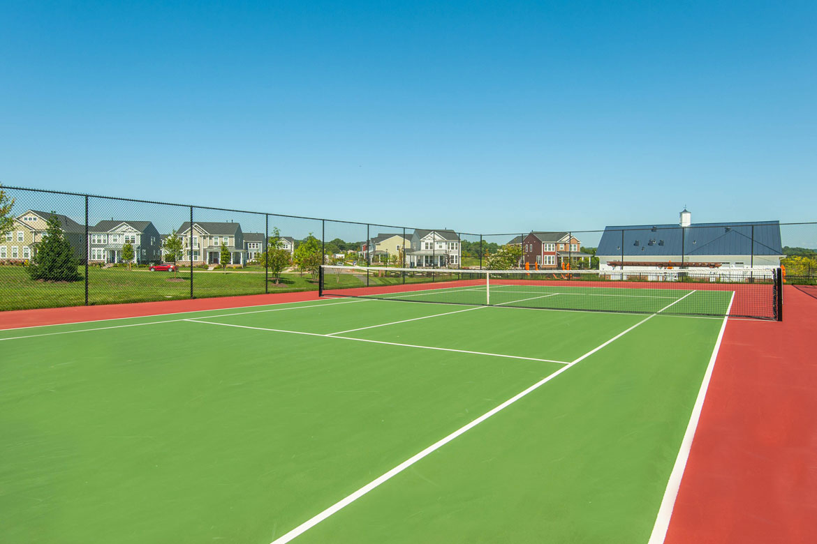 Meadowbrook Farm Tennis Courts