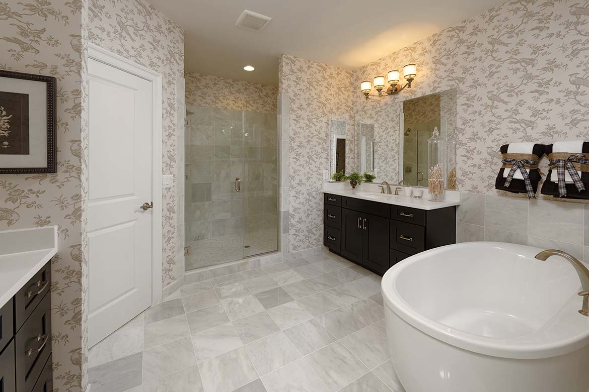 Hutton Master Bathroom