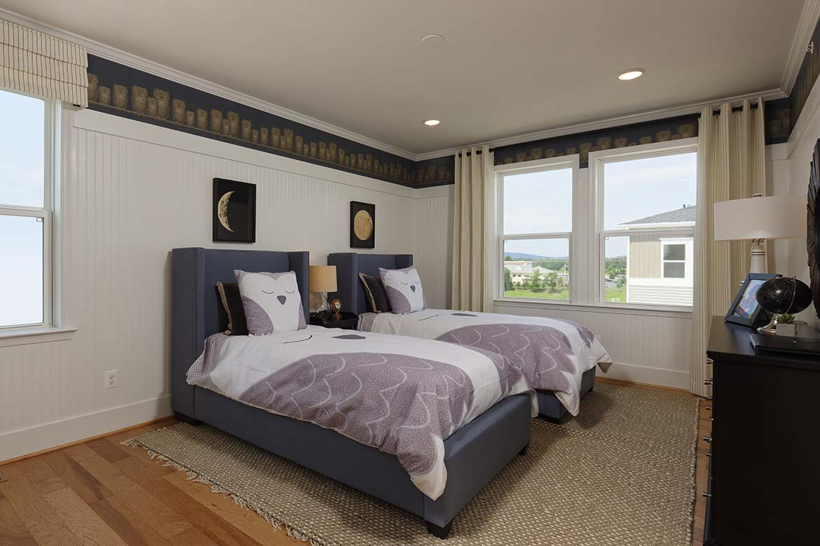 Stone Mill Corner Secondary Bedroom