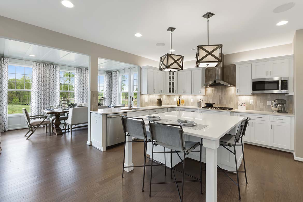 Sunberry Southbury Kitchen Morning Room