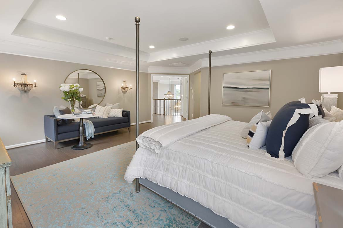 Sunberry Southbury Master Bedroom