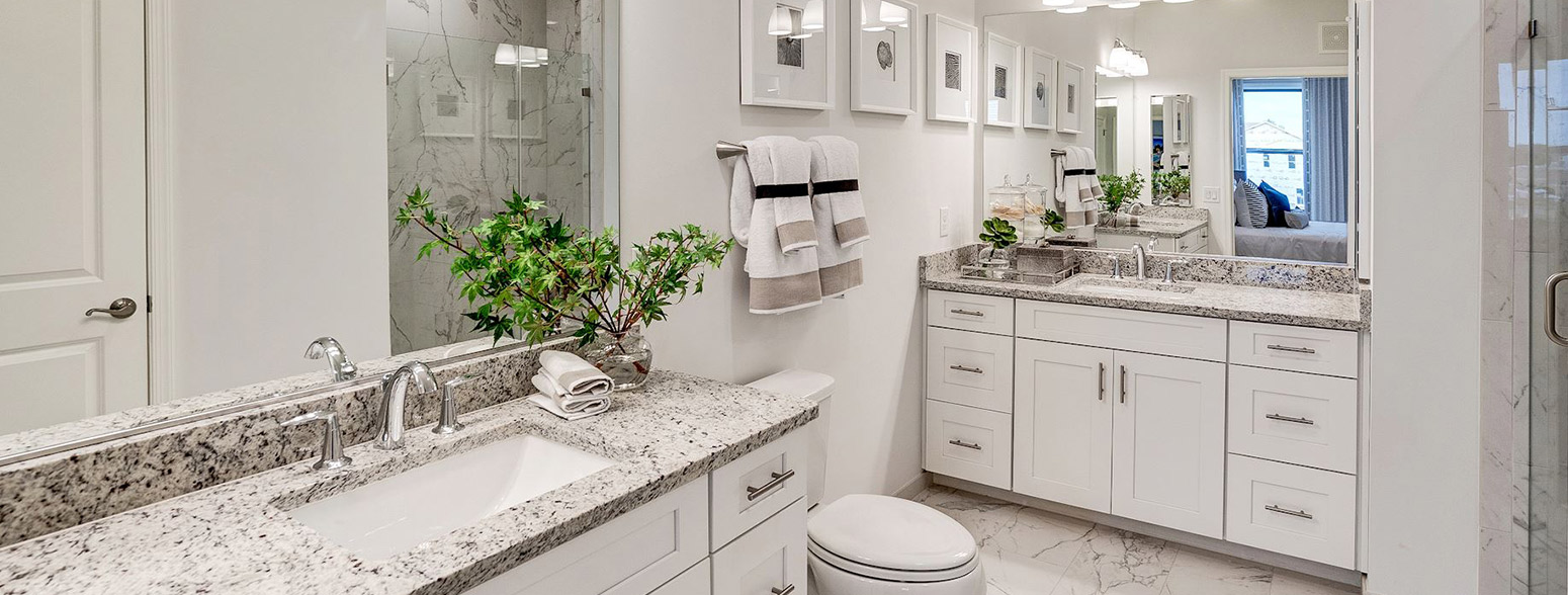 Birchwood Barton Model Master Bathroom