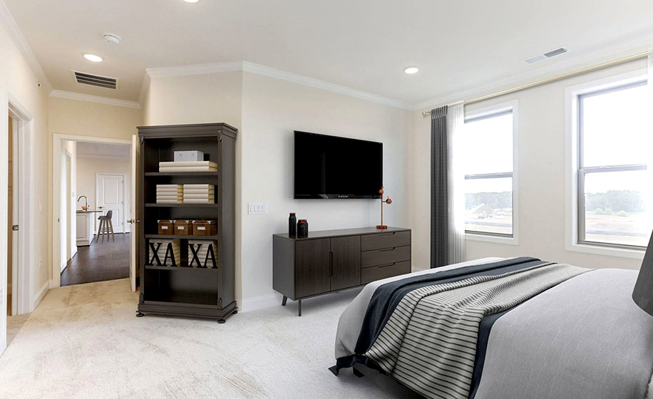 Barton I Homesite 14-403 Master Bedroom