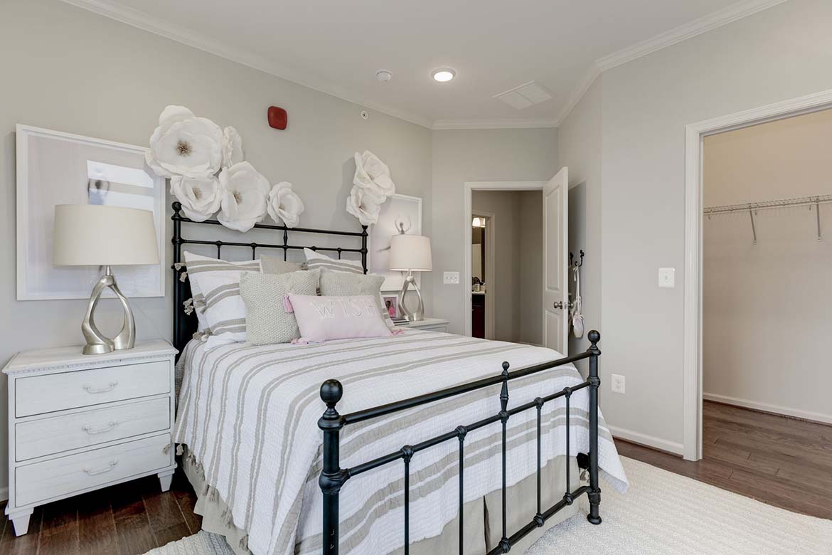 Bluemont Secondary Bedroom