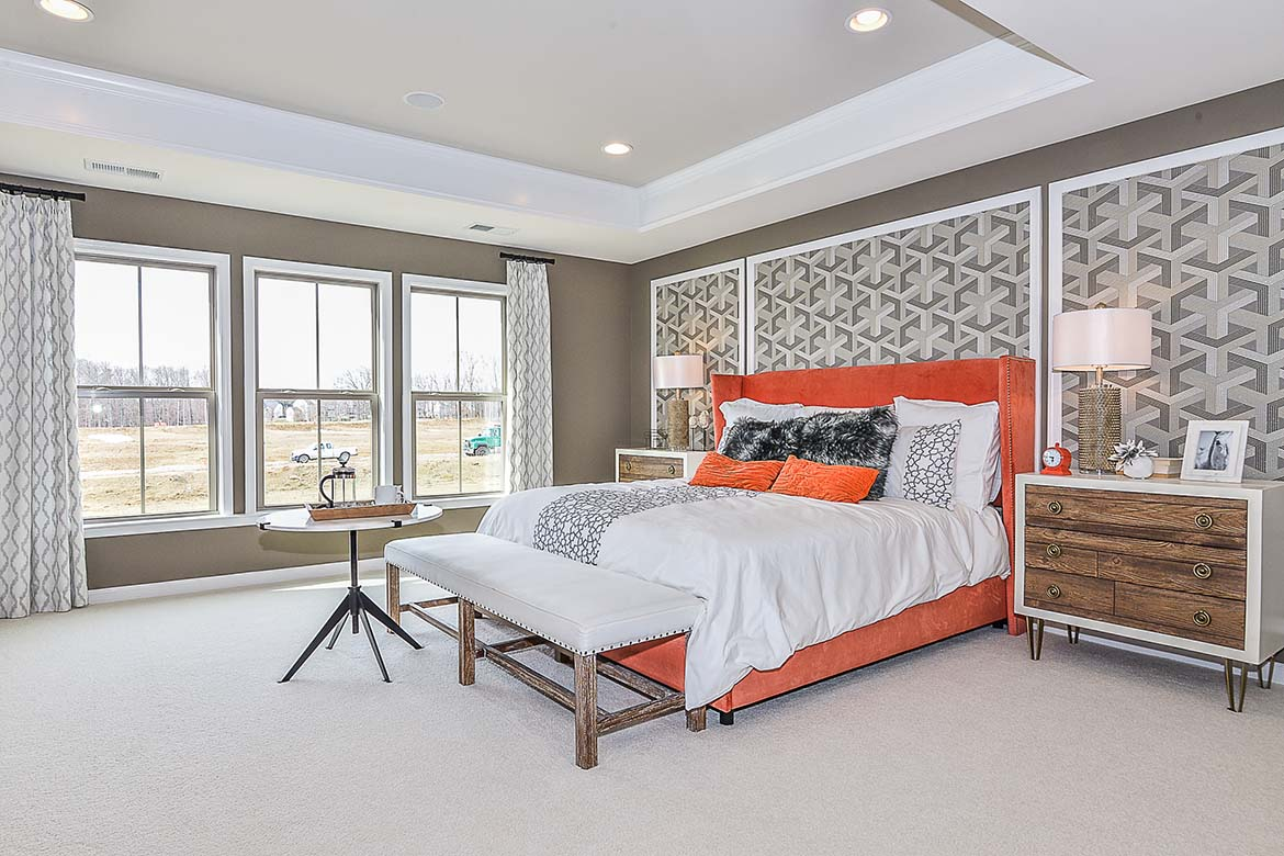 Hadley Master Bedroom