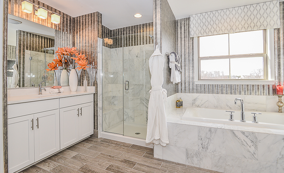 Eastview Hadley Master Bathroom