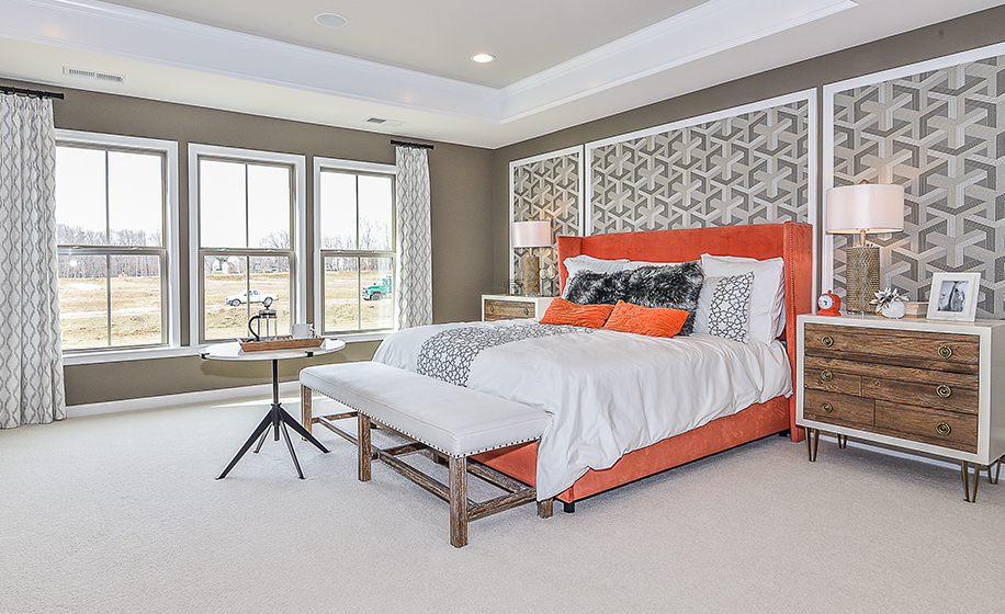 Eastview Hadley Master Bedroom