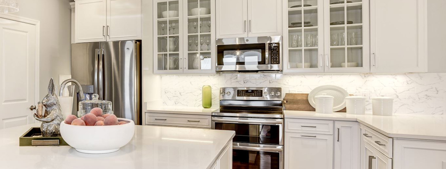 Birchwood Fleming Model Kitchen