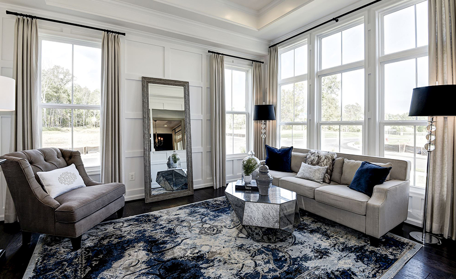 Tanglewood Arbors Portsmouth Living Room
