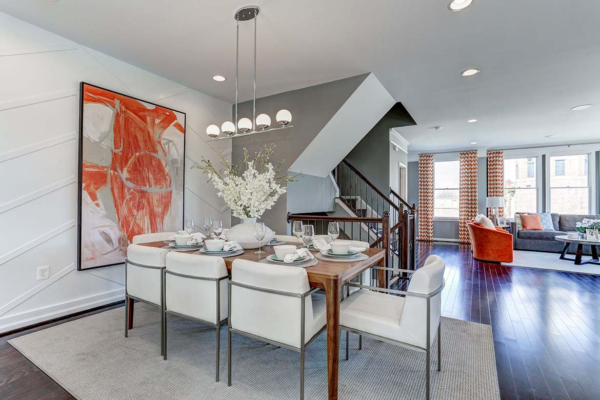 Stanton Townhome Dining