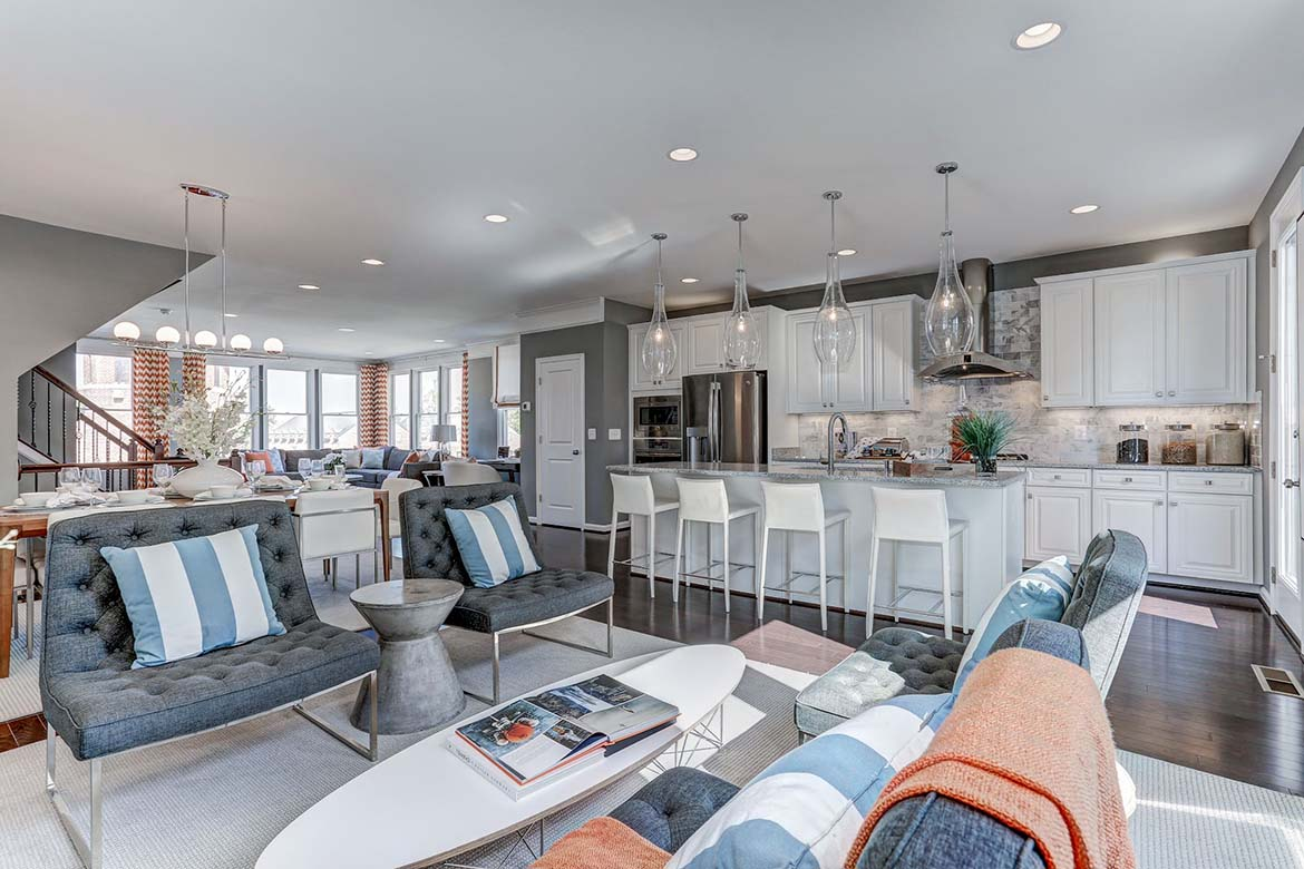 Stanton Townhome Lounge