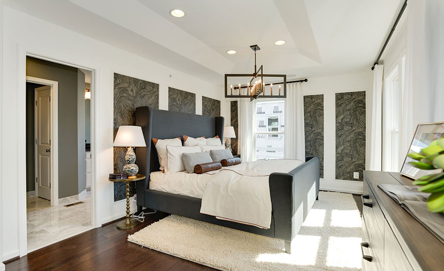 Stonecroft Master Bedroom