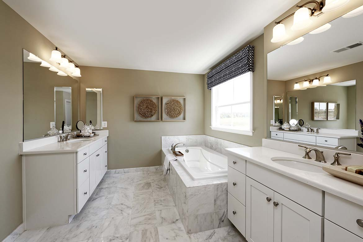 Waterford Master Bathroom