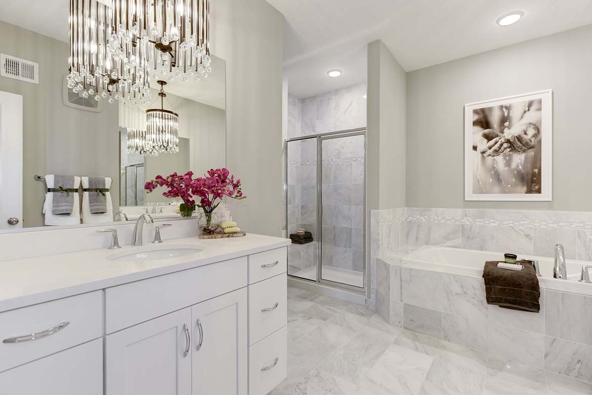 Willowcroft Master Bathroom