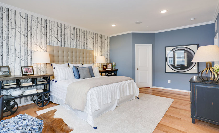 Stone Mill Woodson Master Bedroom